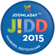 Joomla!Day 2015 in Hamburg Logo